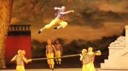 外国人说中国功夫花拳绣腿 看一龙在台上怎么教训他