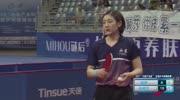【乒乓球亞錦賽:劉詩雯3-1勝陳夢 晉級女單決賽!】2019年乒乓球亞錦賽正在印尼進行,在剛結束的一場女單半決賽中,劉詩雯狀態更