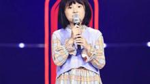张靓颖万万没想到,自己最难的一首歌,竟被12岁韩甜甜完美驾驭!