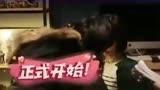 """【下一站是幸福】【宋茜】【宋威龍】""""啪!給她抱床上了。""""(拍攝花絮)"""
