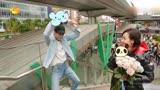 宋茜宋威龍主演《下一站是幸福》拍攝花絮