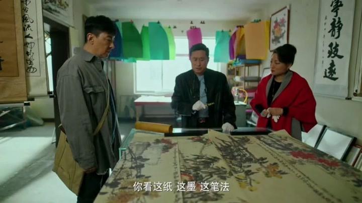 小伙帶自己仿的吳昌碩來古玩店,墨和紙都到民國,值多少錢?