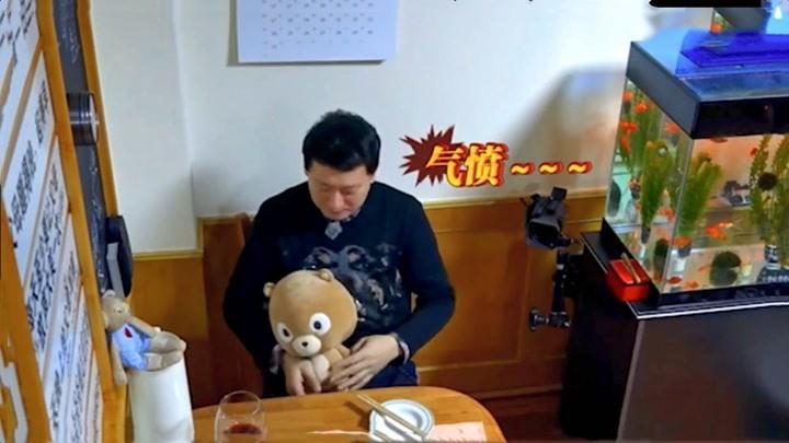 綜藝感爆棚的明星爸媽,鄭爽爸東北普通話,承擔了整個節目的笑點