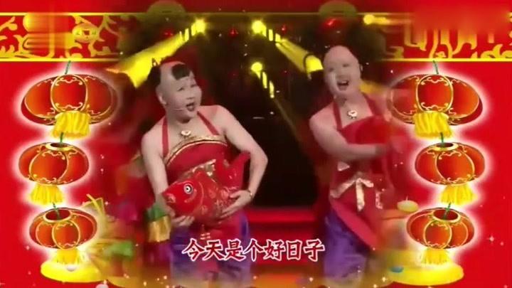 大張偉白凱南模仿中國娃娃,簡直不忍直視!