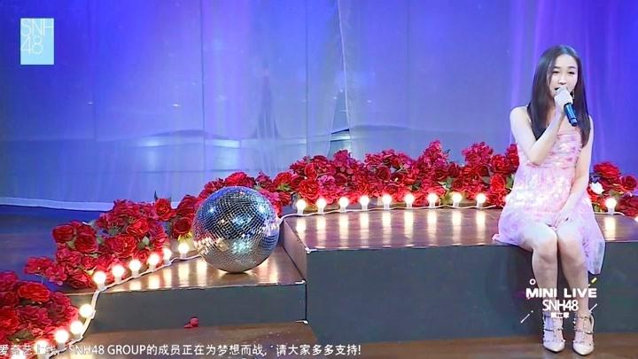 【SNH48】星夢Mini Live 200524【張怡 張雨鑫 林思意 孫歆文】