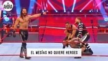 WWE六分钟复活赛!2020年6月1日!
