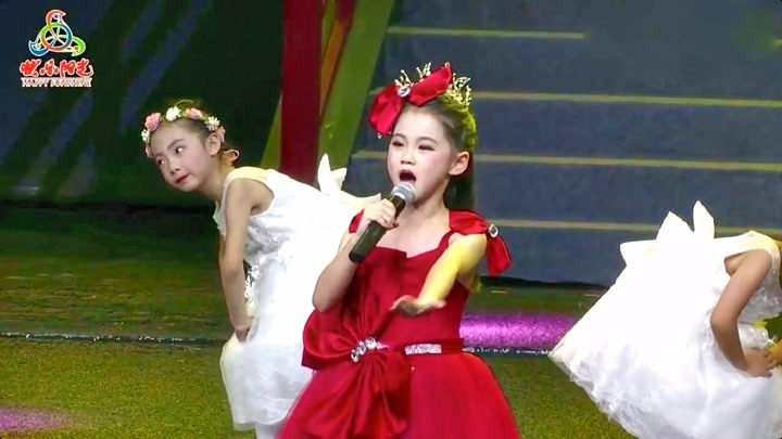 張天霖演唱《蕩秋千的小姑娘》