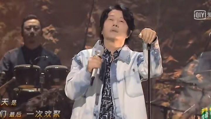 我是唱作人2:鄭鈞演唱的《青春的葬禮》一起來聽一聽