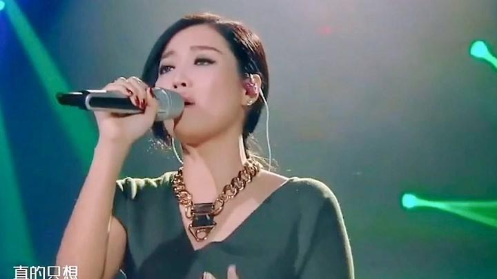 黃麗玲再唱經典成名作,不愧是苦情歌后,唱出癡情人的執著
