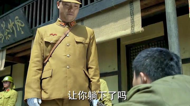 明臺策劃營救戰俘卻反被戰俘出賣,于曼麗一槍擊斃叛徒,霸氣十足
